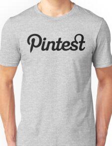 Pin Test (Black) Unisex T-Shirt