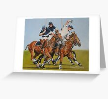 Polo 1 Greeting Card