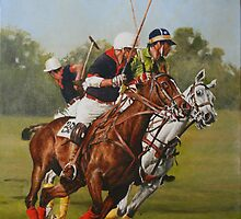 Polo 11 by David McEwen