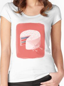 Sugar High Women's Fitted Scoop T-Shirt