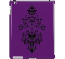 Haunted Mansion Wallpaper Design                         iPad Case/Skin