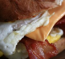 Bagley Bacon Cheesy Eggy Goodness by qbasicer