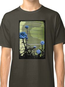 blue carnations Classic T-Shirt
