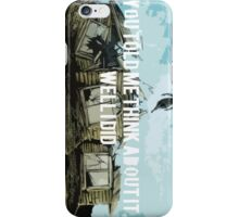 The Veil King iPhone Case/Skin