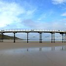 Saltburn Pier by mikebov
