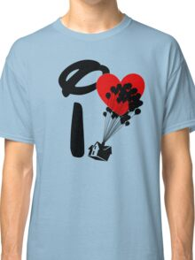 I Heart Adventure Classic T-Shirt