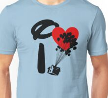 I Heart Adventure Unisex T-Shirt