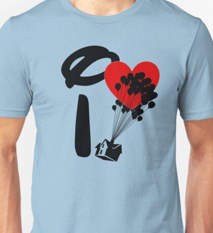 I Heart Adventure Unisex T-Shirt