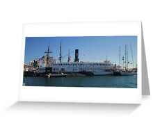 Maritime Museum of San Diego Greeting Card