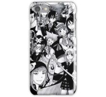 Soul Eater Death iPhone Case/Skin