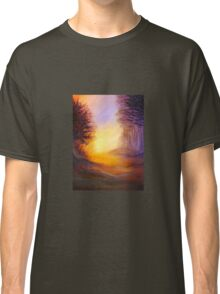Colors of the morning light Classic T-Shirt