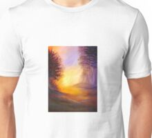 Colors of the morning light Unisex T-Shirt