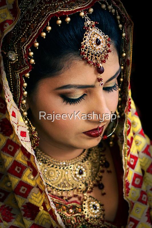 Beautiful Bride Saloni-I by RajeevKashyap