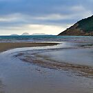 Mouth of Tidal River at Wilsons Promontory, Victoria. by johnrf