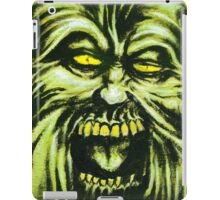 Ruffian, Horror Painting iPad Case/Skin
