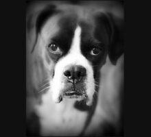 Arwen's Portrait - Female Boxer - Boxer Dogs Series Unisex T-Shirt