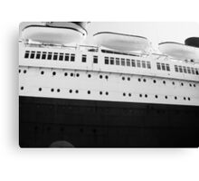 Queen Mary Hull Canvas Print