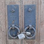 Locked Door by Fury Iowa-Jones
