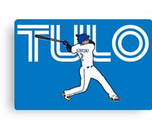 Tulo Canvas Print