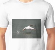 Pelican In Flight Unisex T-Shirt