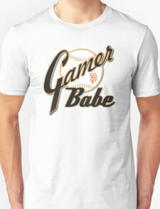 SF Giants Gamer Babe T-Shirt