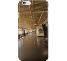 Queen Mary Promenade  iPhone Case/Skin