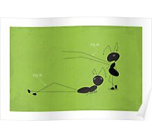 Army Ant Poster