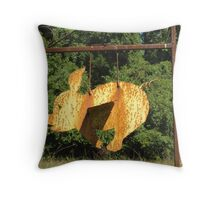 When Pigs Fly 1 Throw Pillow