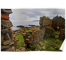 Rathlin ruins of a lost age ! Poster