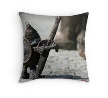 Dwarf... Throw Pillow