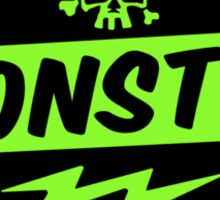 Genuine Monster Parts Shirt Sticker