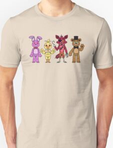 Five Nights at Freddy's Day Version  Unisex T-Shirt