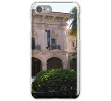 Balboa Park Overgrowth  iPhone Case/Skin