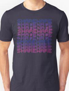 Vaporwave-Shareware Unisex T-Shirt