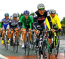 Tour of Britain 2010 # 8 by Lizzylocket