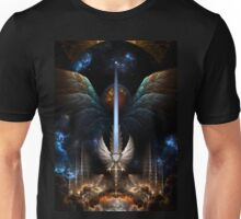 The Angel Wing Sword Of Arkledious Imperial Wings Unisex T-Shirt