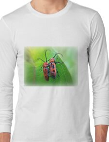 Just hugging... Long Sleeve T-Shirt