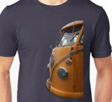 Yellow Splitty Unisex T-Shirt
