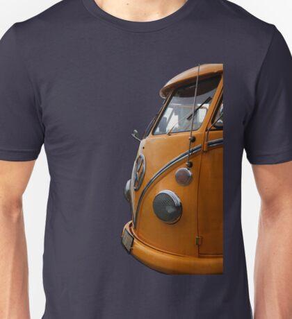 Yellow Splitty Unisex T-Shirt