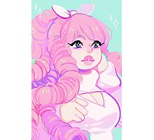 rose quartz Photographic Print