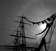 Eerie Ship-Erie, PA by BigD
