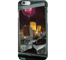 Queen Mary Fireworks 3 iPhone Case/Skin