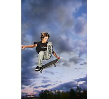 New Kicks Photographic Print