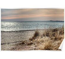 Dusk on Cape Cod Poster