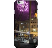 Queen Mary Fireworks 4 iPhone Case/Skin