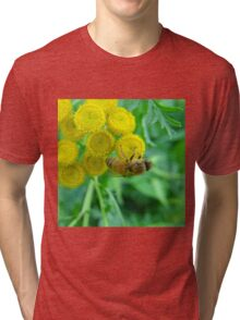 Bee at work Tri-blend T-Shirt