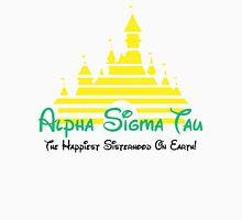 Alpha Sigma Tau, The Happiest Sisterhood On Earth Unisex T-Shirt