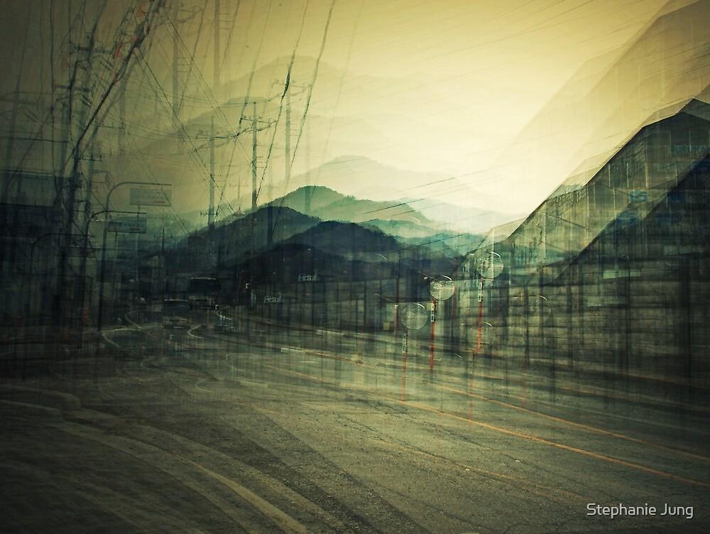Still lost in Nikko... by Stephanie Jung