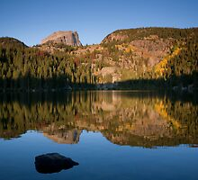 Bear Lake - Rocky Mountain National Park, Colorado by Teresa Smith