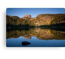 Bear Lake - Rocky Mountain National Park, Colorado Canvas Print